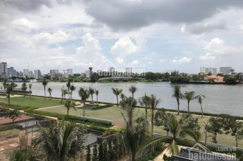 Bán đất 2 mặt tiền Nguyễn Văn Hưởng, view sông, DT: 460m2, đất vuông vắn sổ hồng 0977771919