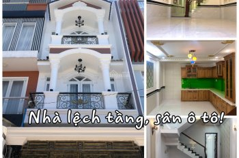 NHÀ 3 TẦNG dt: 4x15m, 5x12m, 4x28m Gần Gigamall Phạm Văn Đồng, Vòng xoay Linh Đông
