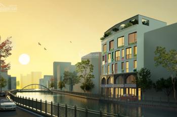 Bán nhà 2MT 6 tầng đường Kênh Tân Hoá, DT 62m2, giá 7 tỷ, thang máy, garage để ô tô
