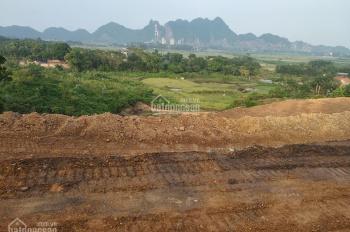 Bán đất Lương Sơn, Hòa Bình, 6500m2 có ao đất phẳng, view cực thoáng