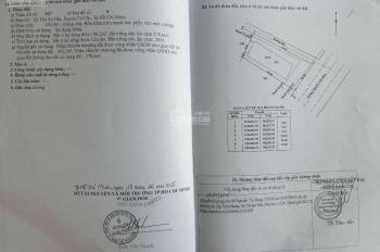 Bán nhà mặt tiền đường Nguyễn Văn Khạ DT=16x33m, thổ cư 180m