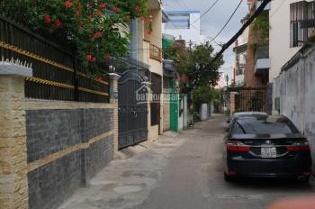 Nhà hẻm xe hơi 8m đường Cù Lao, Phú Nhuận, thông Đoàn Thị Điểm, Cù Lao, Phan Xích Long, 4,8 x 16m