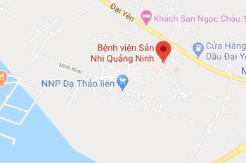 86m2 đất đẹp gần bệnh viện Sản Nhi, Đại Yên, Hạ Long. Liên hệ 0789.234.234