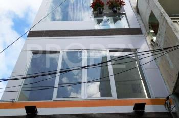 Nhà gần mặt tiền phong thủy Trần Quý, P4, Q11. 4 tầng cao, thiết kế đẹp, 115m2, giá 5tỷ2