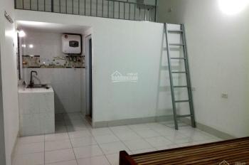 Cho thuê phòng trọ chung cư mini mới xây 23m2, đầy đủ tiện nghi - Bắc Từ Liêm