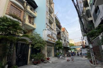 Tôi chính chủ cần cho thuê tòa nhà 33 Hoàng Dư Khương Q10, 6x15m, trệt 5L thang máy, 50 triệu/th