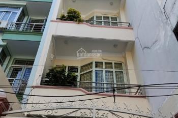 Nhà hẻm xe hơi sát mặt tiền Kim Biên, chợ Lớn, Quận 5, DT 3.7x18m, giá cực rẻ