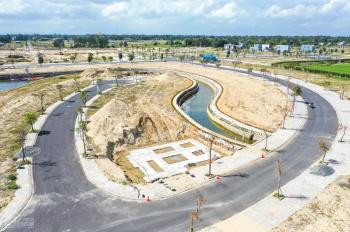 CC cần bán 2 lô đất liền kề trục đường 20m5 sát trục 33m dự án Green City - Homeland - One World