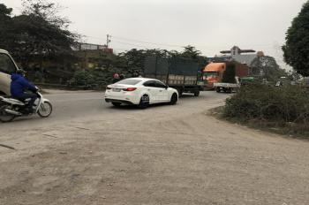 Bán đất 82m2 mặt đường 10, cách chợ Quán Toan 500m