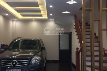 Chính chủ bán nhà tự chia lô xây mới ngõ 553 Giải Phóng, Phố Vọng, ô tô vào nhà,sân rộng 100m2