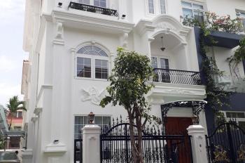 Bán nhiều biệt thự siêu đẹp đối diện công viên 2ha trung tâm Phú Mỹ Hưng Quận 7, giá tốt bất ngờ
