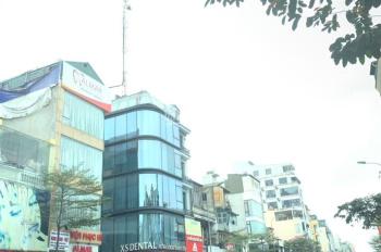 CC cho thuê nhà 100m2 MP Tây Sơn 9 tầng có tầng hầm, thang máy, căn góc Lh A. Chinh 0972858544