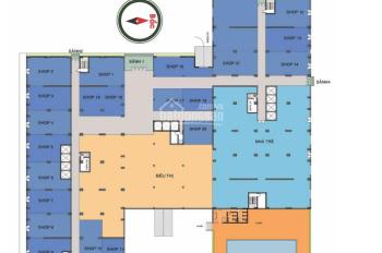 Cho thuê shophouse Homyland 3 vị trí vô cùng đắc địa phù hợp kinh doanh, DT 90m2, 30tr 0944589718