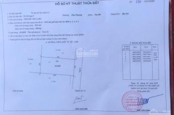 Chính chủ bán nhà cấp 4 đẹp ngay ủy ban P. Phú Thượng, 70m2, ngõ rộng 4m, ô tô thoải mái, 1,7 tỷ