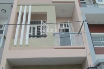 Nhà 2 lầu mới xây cực đẹp hẻm xe hơi ở đường Tây Thạnh, LH 0399492606