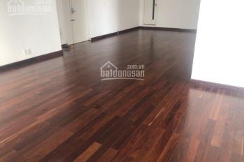 Bán chung cư Mỹ Vinh căn góc lầu 3, 113m2 3PN, 2wc NTCB nhà lót sàn gỗ cao cấp SHCC giá bán 5.75tỷ