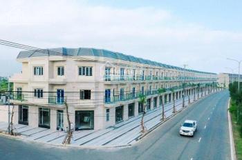 Cần bán căn nhà phố tuyệt đẹp 3 tầng + 1 tầng mái trên tuyến đường 25m chỉ 5,5 tỷ. LH: 0354205231