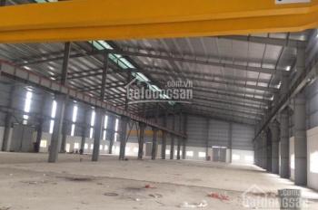 Cho thuê kho xưởng DT 1450m2, 3000m2 KCN Quất Động, Thường Tín, Hà Nội