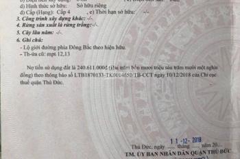 Bán đất tặng nhà cấp 4 hẻm 71 đường số 5, Linh Xuân xe hơi tránh nhau