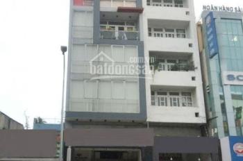 Cho thuê nhà mặt tiền Lê Văn Sỹ 4,6m x 20m, 1 trệt 5 lầu, nở hậu 5m