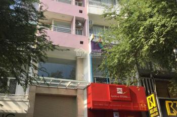 Cho thuê tòa nhà VP 1 hầm 7 lầu MT Nguyễn Phi Khanh Quận 1, 3.8mx18m - LH 0937526738