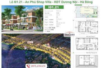 Chính chủ bán căn biệt thự rẻ nhất An Phú Shop Villa giá chỉ bằng căn liền kề