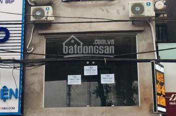 Cho thuê nhà nguyên căn mặt đường Láng - Đống Đa - HN làm cửa hàng, văn phòng