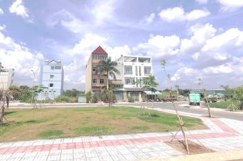 Ra nhanh lô đất 6x20m, KDC Bình Điền nằm đối diện chợ đầu mối Bình Điền, 120m2 SHR
