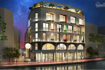 Bán nhà 2 MT 6 tầng đường Kênh Tân Hóa, DT 62m2, giá 7 tỷ, thang máy, garage để ô tô