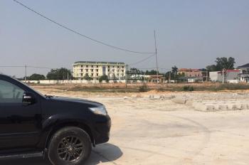 Bán đất đấu giá khu đô thị Vĩnh Hòa, Mạo Khê, Đông Triều giá rẻ. LH 076 6768567