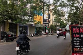 Bán lô đất mặt phố Hoàng Minh Thảo, vị trí đẹp, KD buôn bán sầm uất