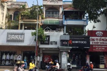 Cho thuê nhà MT Quang Trung, Phường 10 gò vấp DT 4*18m trệt 2 lầu giá 40 tr/th, LH: 0908360231