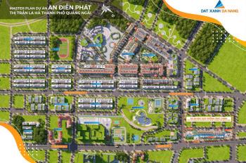 Đất nền trục đường 33m thị trấn La Hà, chiết khấu 1% khách hàng hộ khẩu Quảng Ngãi