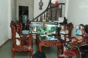 Bán nhà Kim Ngưu 42m2 x 6T thang máy, MT 6m, ô tô 7 chỗ vào nhà