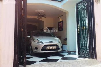 Phân lô 80m2 Hoàng Quốc Việt - gara ô tô - mặt tiền 6.1m. Giá 9,7 tỷ