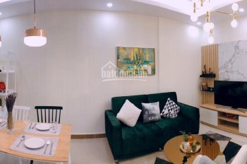 Căn hộ Quận 7, 1 phòng ngủ, 48m2, có nội thất, nhà hoàn thiện, giá gốc từ CĐT, Bank hỗ trợ 70%
