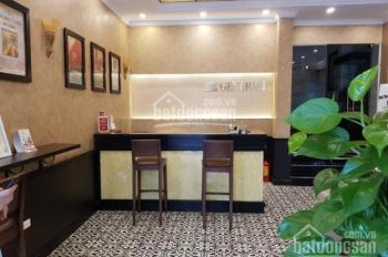 Cho thuê nhà mặt phố Phan Đình Phùng, dt 50m2 x 4 tầng, mặt tiền 4m. Lh 0865625958