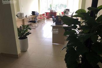 Chính chủ cho thuê sàn văn phòng 60m2 sử dụng tại 18 Nguyễn Thị Định. Liên hệ: 0866880602