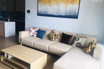 Cho thuê căn hộ 3PN Sky Park Residence 128m2 full nội thất giá rẻ nhất khu. LH: 0984922093
