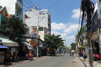 Cho thuê nhà mặt tiền Bùi Đình Túy, trệt, 5 lầu, 10 phòng, giá 55 triệu/tháng, LH 0913773636