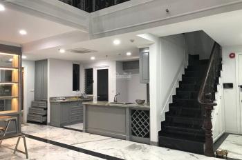 Bán căn hộ Duplex 4PN dự án cao cấp Vista Verde Quận 2, full nội thất nhập khẩu, diện tích sử dụng