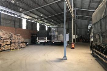 Cho thuê nhà xưởng giá rẻ tại khu vực Gò Đen