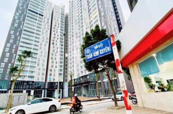 Hiếm - rẻ: Bán nhà mặt phố Trần Kim Xuyến, Cầu Giấy: 90m2 x 5 tầng, MT 5m, sổ vuông, vỉa hè rộng