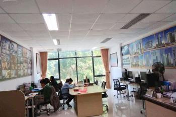 Cho thuê mặt phố 55m2tr/th tòa nhà 8 tầng đẹp nhất phố Vương Thừa Vũ, Thanh Xuân, giá 9tr/th
