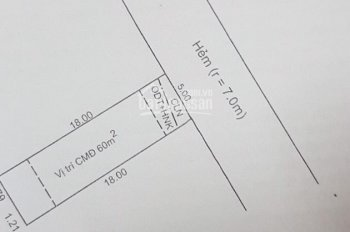 Cần bán đất dự án Trùng Dương, hướng Đông Bắc, P.2, TP Vũng Tàu