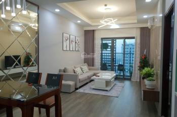 Cho thuê căn hộ 2PN The Two full nội thất KĐT Gamuda Gardens, Tam Trinh, Hoàng Mai