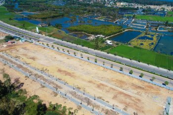 Đất Xanh mở bán đất nền mặt tiền đường Mỹ Trà - Mỹ Khê, Quảng Ngãi