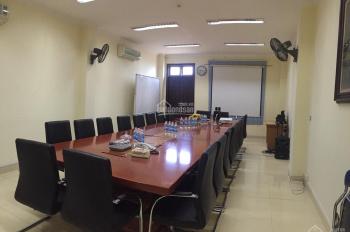 Chính chủ bán nhà Nghĩa Đô Hoàng Quốc Việt, DT 65m2 x 6T, 2 mặt đường trước sau 10m. Giá 13.3 tỷ