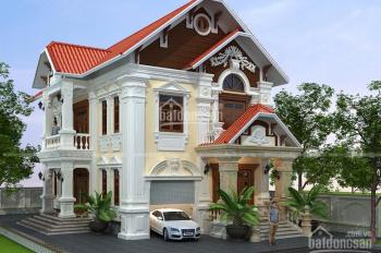 Bán biệt thự đơn lập 200m2 khu đô thị Trung Hòa Nhân Chính, 20m ra Nguyễn Thị Định. LH 0913662429