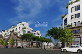 Mở bán 86 lô nhà phố thượng mại vị trí trung tâm khu đô thị Hà Nội Garden City